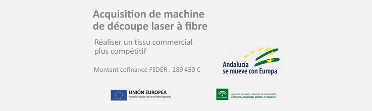 Nouvelles Acquisition de machine de découpe laser à fibre